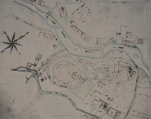 Ruffey en 1747
