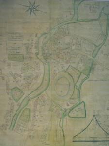 Ruffey en 1774