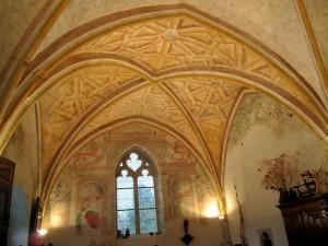voute prieuré saint christophe